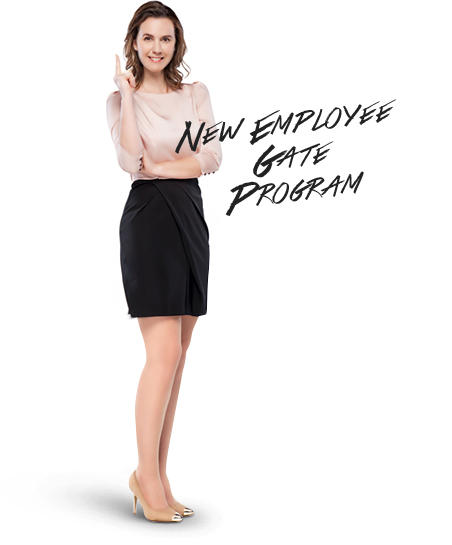New Employee Gate Program