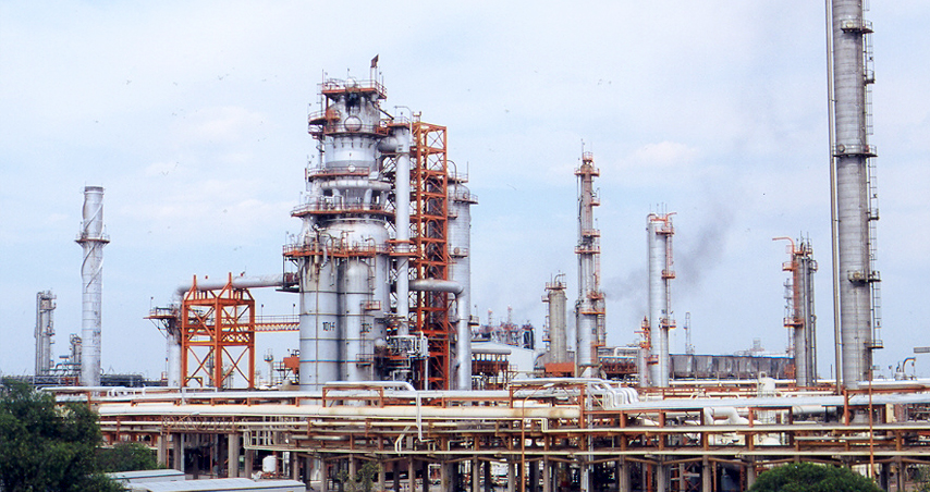 1999.10 Awarded Refinery plant from PEMEX in Mexico